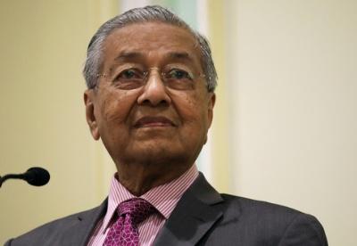 马来西亚总理表示将继续推动多边主义
