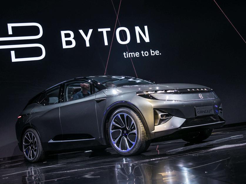拜腾汽车首席事务官丁清芬:汽车电动化、智能化的先机在中国