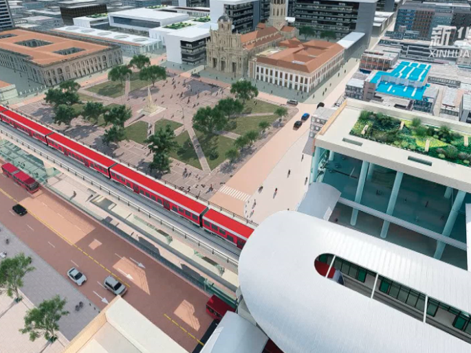 中企中标哥伦比亚首都首条地铁项目