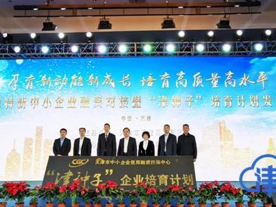 天津市将在五年内为中小企业提供25亿元融资担保贷款额度
