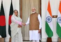 对孟加拉国总理哈西娜印度之行的评估