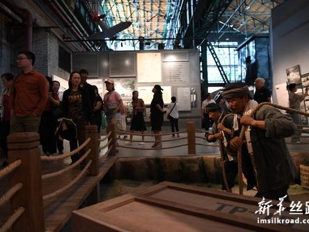 重庆工业博物馆对公众开放