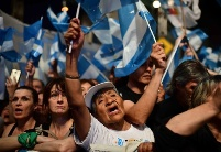 大选结果反映阿根廷社会迫切求变
