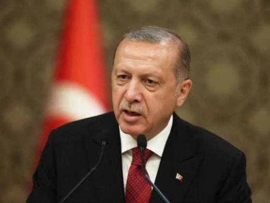 土总统拒绝特朗普有关与叙库尔德武装停火的提议