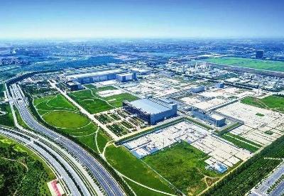 """西安高新区半导体产业""""逆风""""中强筋健骨"""