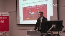 """中英专家在牛津讨论中国发展和""""一带一路""""建设问题"""