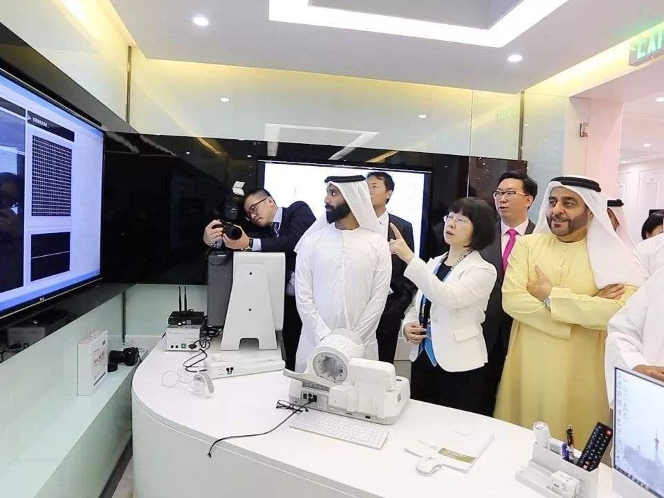 阿联酋医疗市场潜力巨大