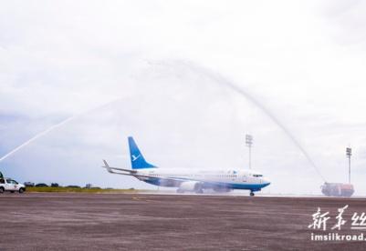 厦航开通泉州至菲律宾克拉克直飞航线
