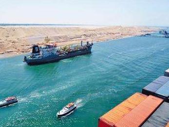 """专访:""""中企是苏伊士运河经济区发展中的先锋力量""""——访埃及苏伊士运河经济区新任主席扎基"""
