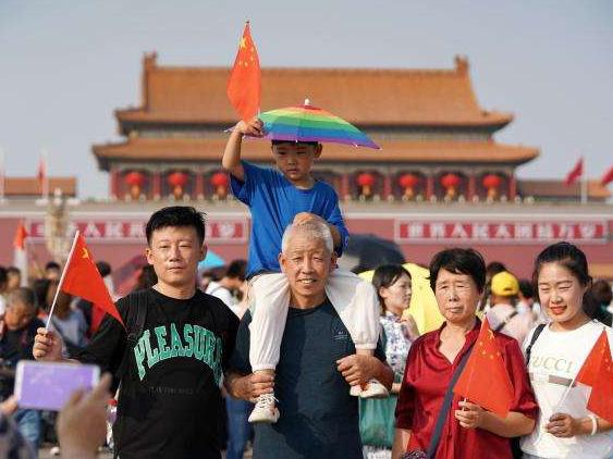 北京:国庆假期接待游客920.7万人次