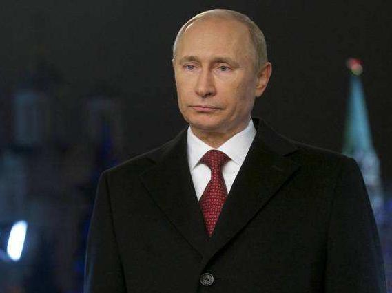 普京呼吁外国军事存在撤离叙利亚