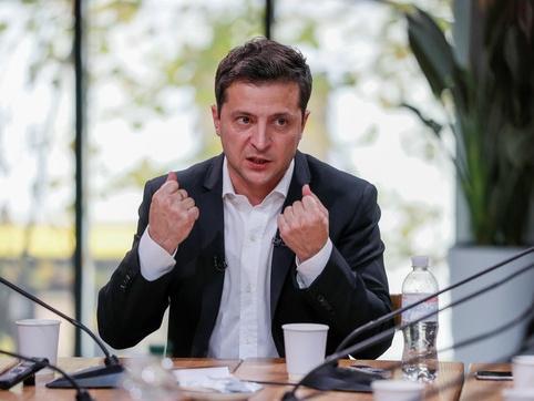 """泽连斯基说""""诺曼底模式""""峰会将讨论俄乌被扣押人员交换"""