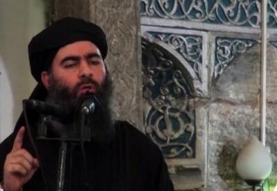 """特朗普宣布""""伊斯兰国""""最高头目巴格达迪已死"""