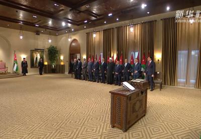 约旦大规模改组内阁以推动全面改革