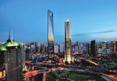 上海外滩金融集聚带十年再出发