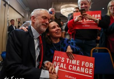 """英国开启大选选战  约翰逊押宝""""双十二"""""""