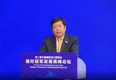 黄国梁:高质量发展需要更多隐形冠军