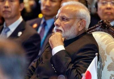 """印度退出RCEP不利推进""""东进""""政策"""