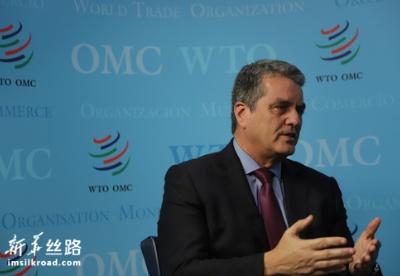 专访:进博会是中国推动经济全球化的持续承诺——访世贸组织总干事阿泽维多