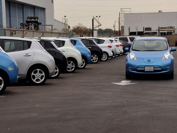 加州可考虑开发电动汽车作为辅助电源的潜力