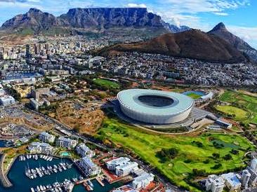 南非旅游部长称赞开普敦获全球最佳旅游城市称号