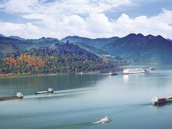 长江首个船舶污染物协同治理信息系统在三峡河段上线