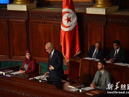 加努希当选突尼斯议会新议长