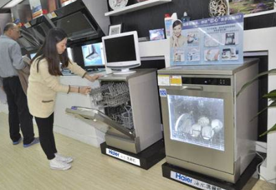 """彩电""""量价齐跌"""" 洗碗机、电烤箱继续走俏——前三季度家电市场""""冷热不均"""""""