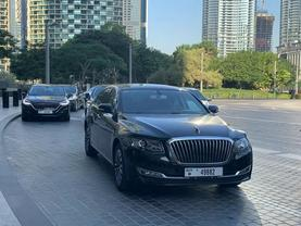 China's iconic sedan brand Hongqi sparkles at Third NEXT Summit (Dubai 2019)