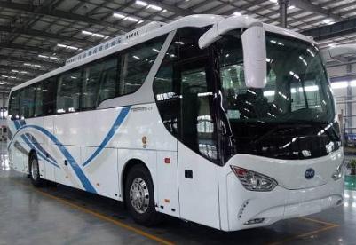 比亚迪电动客车明年将在哥伦比亚首都运营