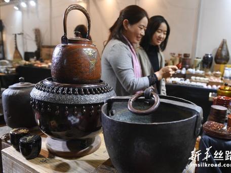 海峡两岸茶博会参展台商创新高