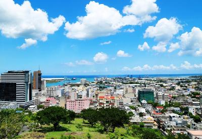 毛里求斯新政府宣誓就职