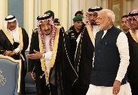 印度-沙特关系之间的新能量