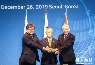 第四届中日韩科技部长会议在首尔举行