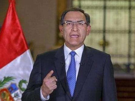 秘鲁总统表示高度重视发展对华关系