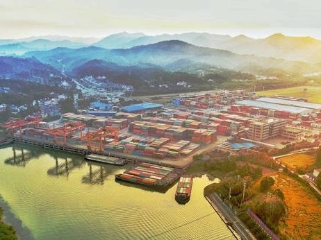 内河湖州港吞吐量连续3年破亿吨
