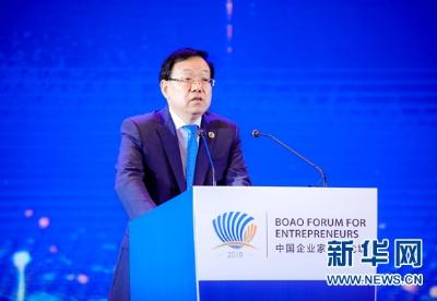 郑万春:金融是科技创新的支持者和领先应用者