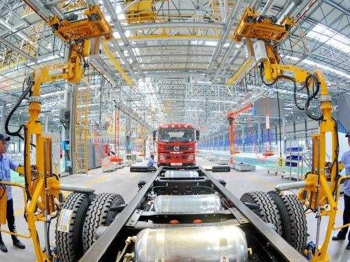 11月中国制造业PMI重回扩张区间
