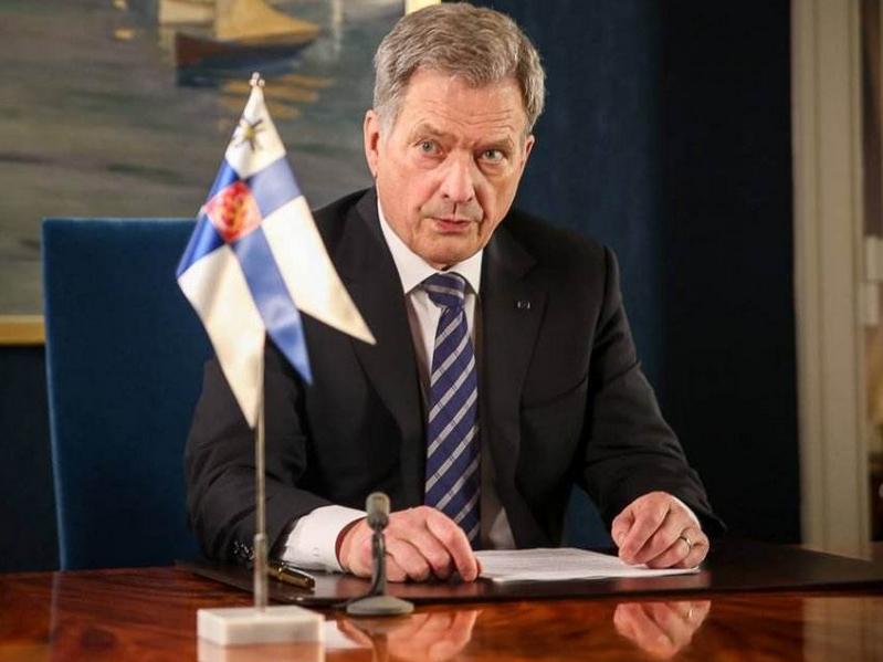 芬兰总统任命新一届政府成员