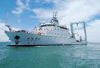 """我国首艘3000吨级大型浮标作业船""""向阳红22""""交付入列 将拓展海洋观测范围"""