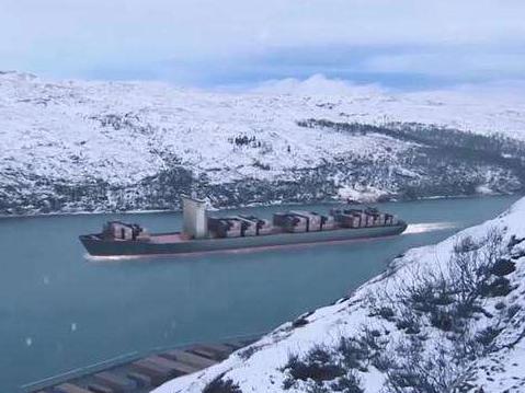 俄罗斯计划2035年将北方航道年货运量提升至1.6亿吨