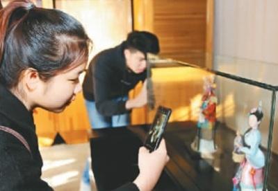 外国留学生体验中国文化