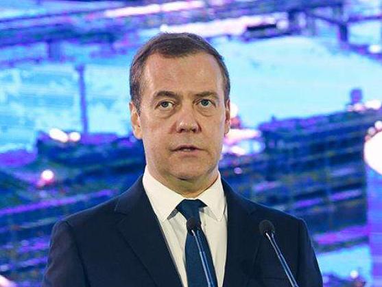 """俄总理:美方制裁不会影响""""北溪-2""""输气管道项目完成"""