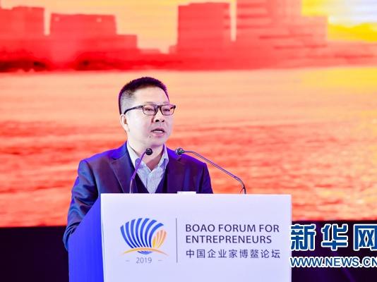 张颂华:配备更好的团队做好2020中国品牌日晚会筹备2