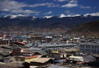 西藏19个县区退出贫困县区