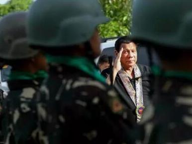 菲律宾总统决定不再延长菲南部戒严