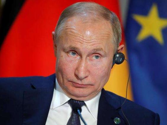 普京说乌克兰问题解决进程朝正确方向发展
