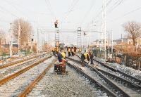 锦承铁路扩能改造工程24日竣工