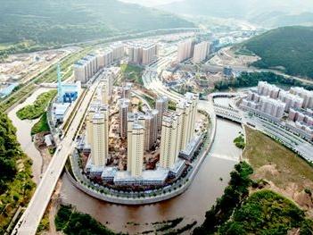"""黄陵新区  一年一变 三年巨变 跑出生态新城崛起""""加速度"""""""