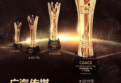卫冕!广汽传祺连续四年蝉联卡思调查中国品牌冠军